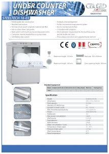 Steeltech 16-03