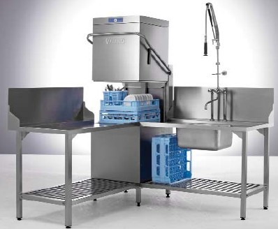 เครื่องล้างจาน Hobart AM900 - เครื่องล้างจาน